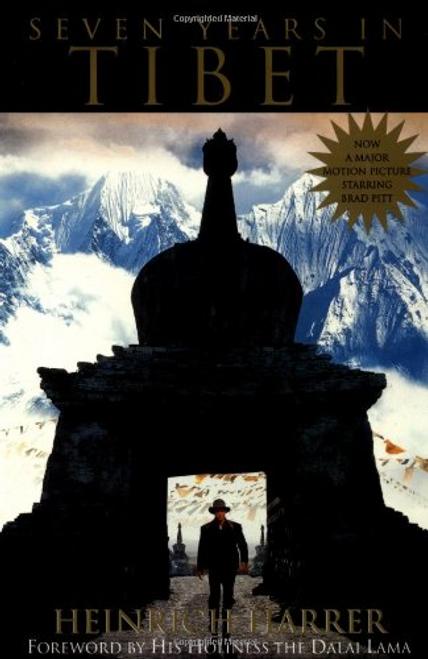 Heinrich, Harrer / Seven Years in Tibet (Large Paperback)