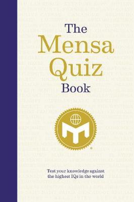The Mensa Quiz Book (Large Paperback)