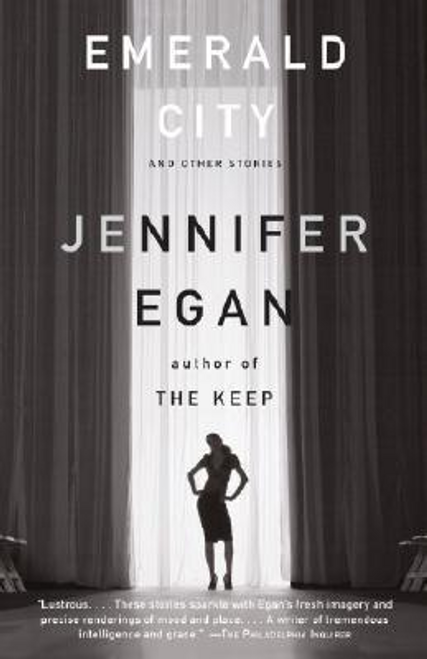 Egan, Jennifer / Emerald City (Large Paperback)