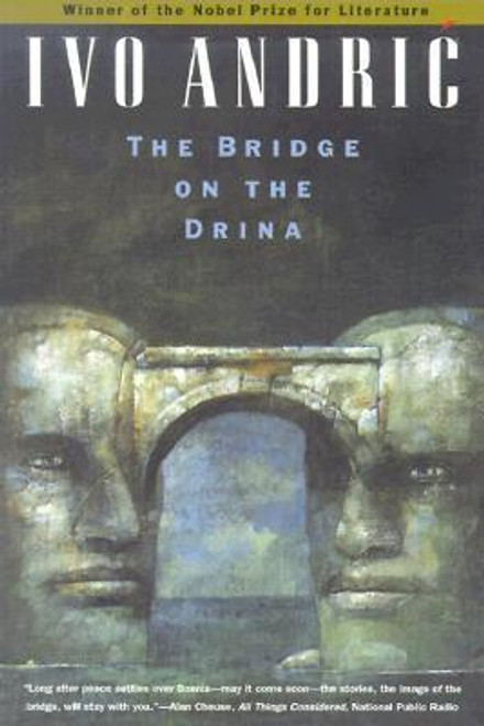 Andric, Ivo - The Bridge on The Drina - PB - Bosnia (Originally 1945)