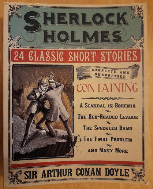 Conan Doyle, Arthur - Sherlock Holmes : 24 Classic Short Stories - Prion UK , 2012