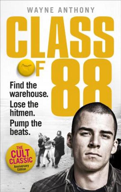 Anthony, Wayne / Class of '88