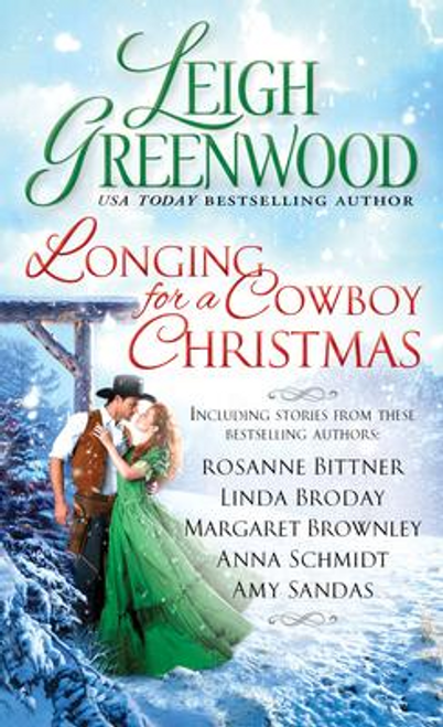 Greenwood, Leigh / Longing for a Cowboy Christmas