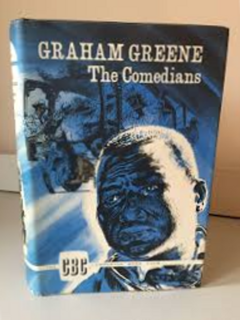 Greene, Graham - The Comedians - HB CBC Edition - 1966 - Haiti