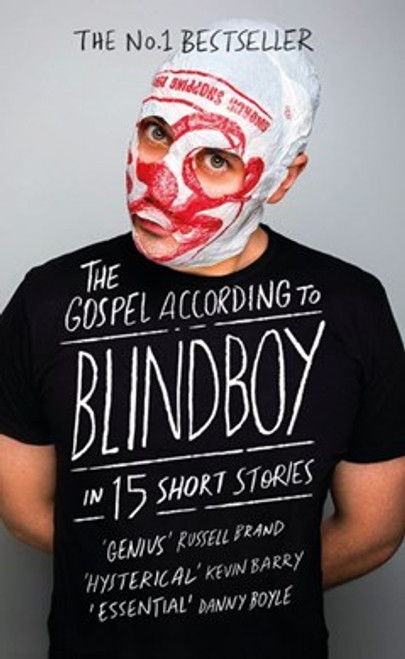 Boatclub, Blindboy - The Gospel According to Blindboy - 15 Short Stories - BRAND NEW