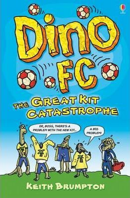 Brumpton, Keith / The Great Kit Catastrophe