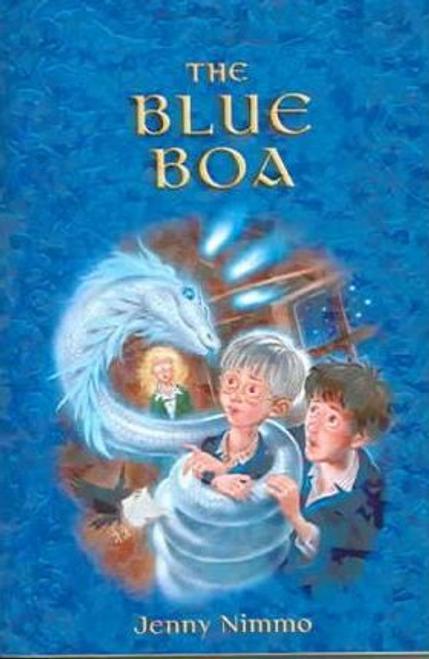 Nimmo, Jenny / The Blue Boa