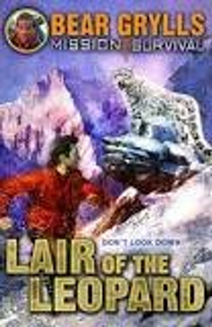 Grylls, Bear / Bear Grylls Mission Survival 8 - Lair of the Leopard