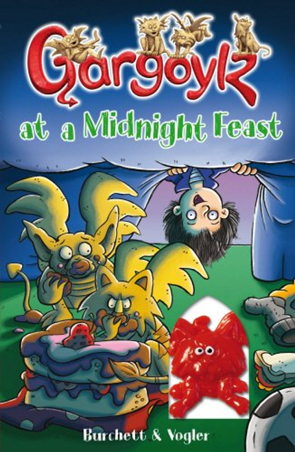 Burchett, Vogler / Gargoylz at a Midnight Feast