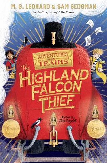 Leonard, M. G. / The Highland Falcon Thief