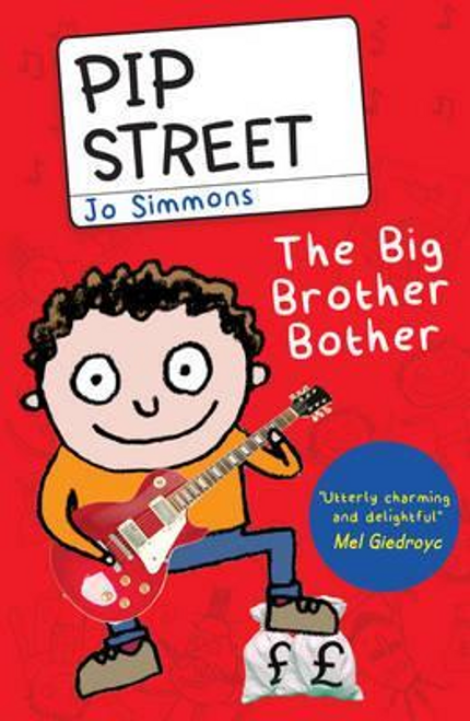 Simmons, Jo / The Big Brother Bother