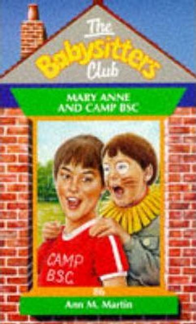 Martin, Ann M. / Mary Anne and Camp BSC