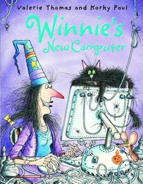Thomas, Valerie / Winnie's New Computer (Children's Picture Book)