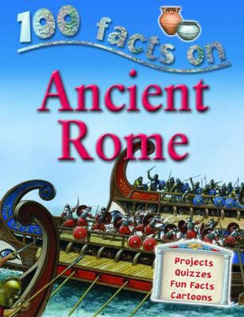 Macdonald, Fiona / Ancient Rome (Children's Picture Book)