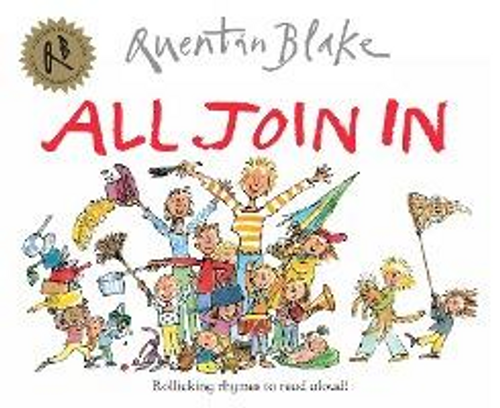 Blake, Quentin / All Join In (Children's Picture Book)