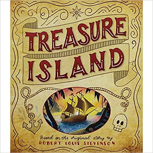Stevenson, Robert Louis / Treasure Island (Children's Picture Book)