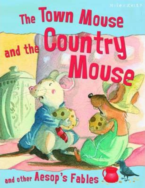 Parker, Victoria / The Town Mouse and the Country Mouse (Children's Picture Book)