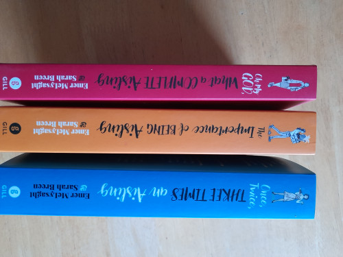 Mclysaght, Emer & Breen, Sarah - The Aisling Trilogy - All 3 Books- ( Oh My God What A Complete Asling, The Importance of Being Aisling &  Once Twice Three Times an Aisling ) - BRAND NEW