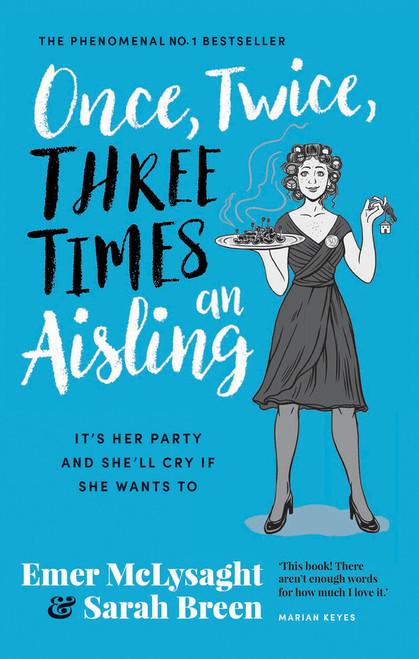 McLysaght, Emer &  Breen, Sarah - ( Once, Twice Three Times an Aisling -Aisling Series : Book 3 ) - BRAND NEW