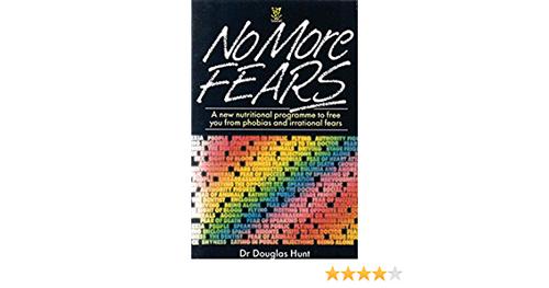 Hunt, Douglas / No More Fears