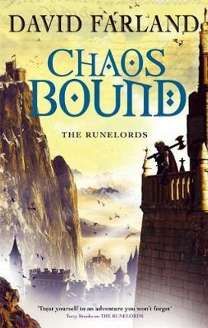 Farland, David / Chaosbound : Book 8 of The Runelords