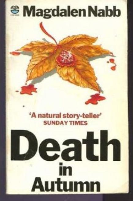 Nabb, Magdalen / Death in Autumn