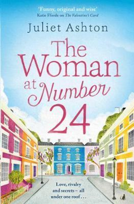 Ashton, Juliet / The Woman at Number 24