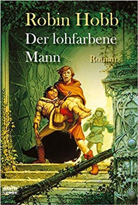 Hobb , Robin - Der lofarbene Mann  ( In GERMAN ) - PB - Luebbe ( The Tawny Man)