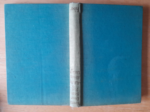 Uttley, Alison - Yours Ever, Sam Pig - Vintage faber HB Children's - 1951 - Illustrated