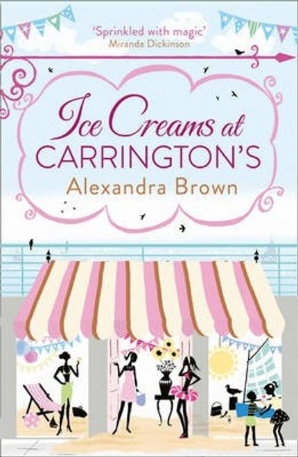 Brown, Alexandra / Ice Creams at Carrington's