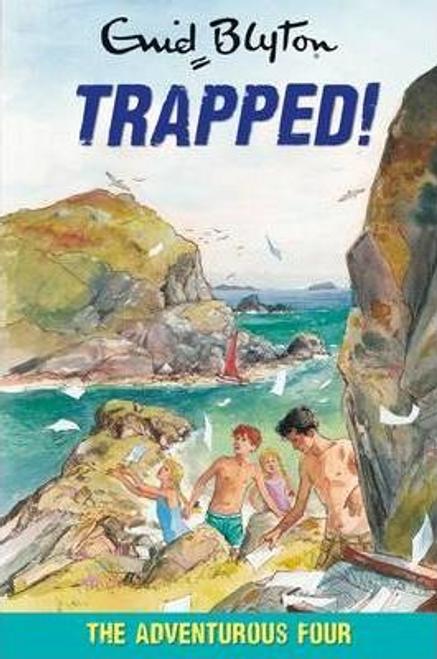 Blyton, Enid / Trapped!