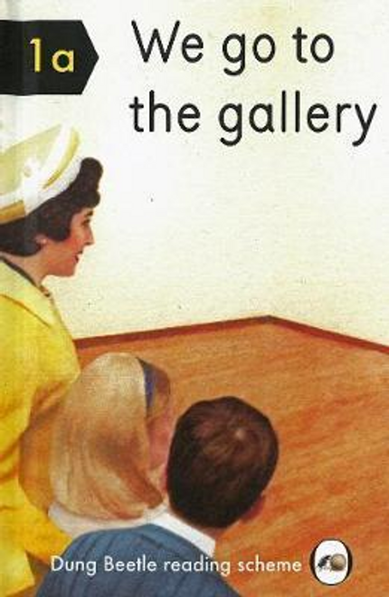 Elia, Miriam / We Go To The Gallery