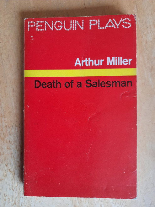 Miller, Arthur - Death of a Salesman - Penguin Plays PB Edition - 1969  ( Originally 1949)
