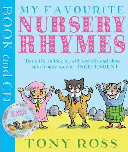 Ross, Tony / My Favourite Nursery Rhymes (Children's Coffee Table)