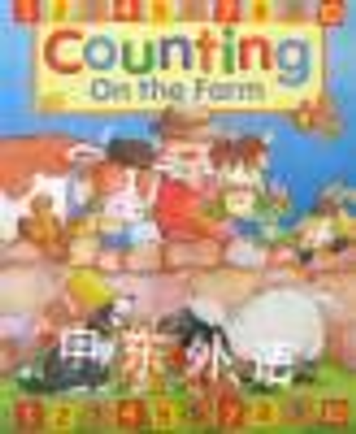 Guile, Gill / Counting on the Farm (Children's Coffee Table)