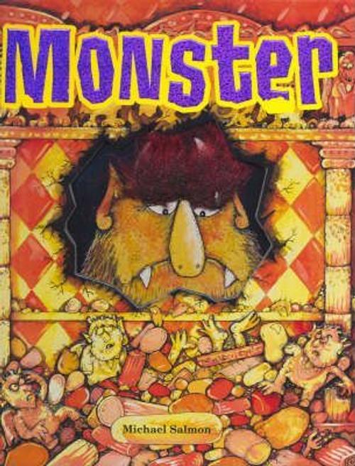 Salmon, Michael / Monster (Children's Coffee Table)