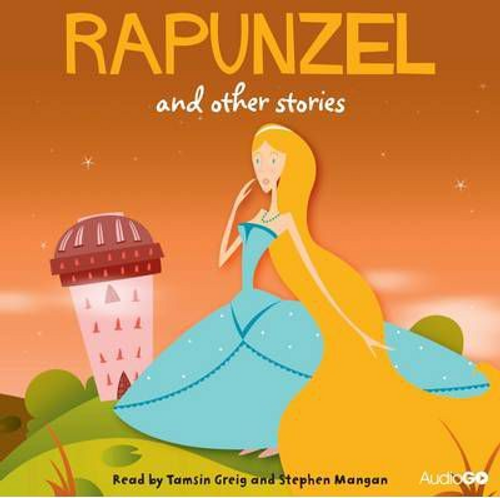 Rapunzel and Other Stories (Children's Coffee Table)
