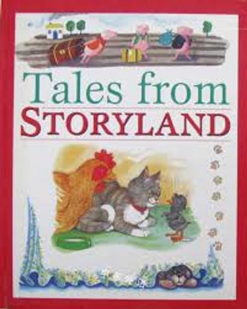 Hall, Derek / Tales From Storyland (Children's Coffee Table)