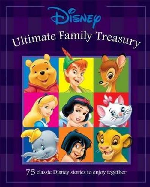 Disney / Ultimate Family Treasury (Children's Coffee Table)