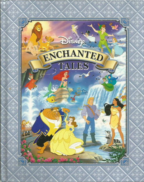 Disney Enchanted Tales (Children's Coffee Table)