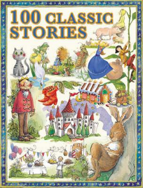 100 Classic Stories (Children's Coffee Table)