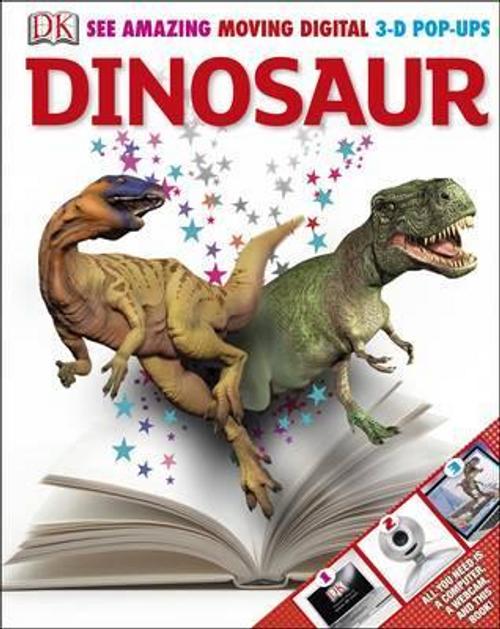 Woodward, John / Dinosaur 3-D Pops (Children's Coffee Table)