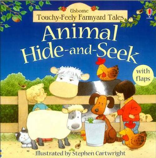 Cartwright, Stephen / Animal Hide and Seek (Children's Coffee Table)