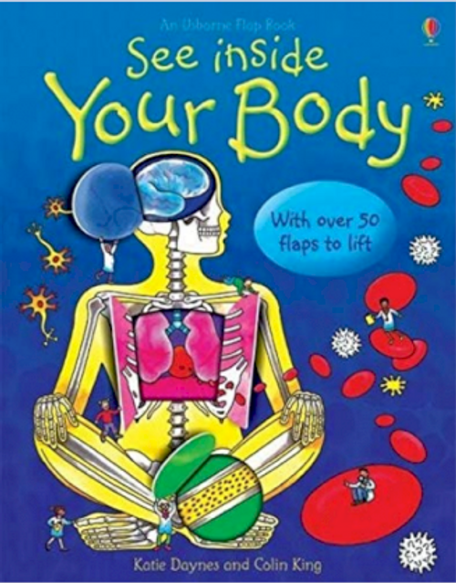 Daynes, Katie / See Inside Your Body (Children's Coffee Table)