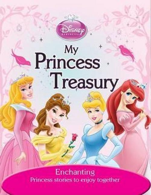 Disney : My Princess Treasury (Children's Coffee Table)