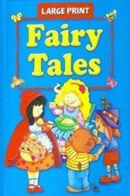 Large Print : Fairy Tales (Children's Coffee Table)