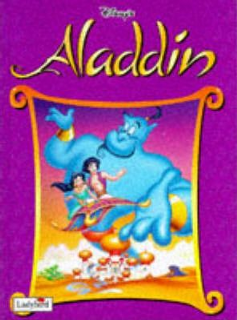 Disney : Aladdin (Children's Coffee Table)