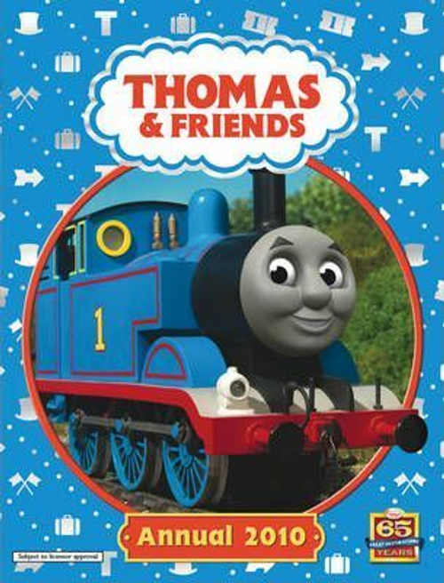 Thomas and Friends : Annual 2010 (Children's Coffee Table)