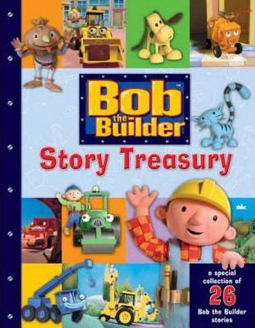 Bob the Builder : Story Treasury (Children's Coffee Table)
