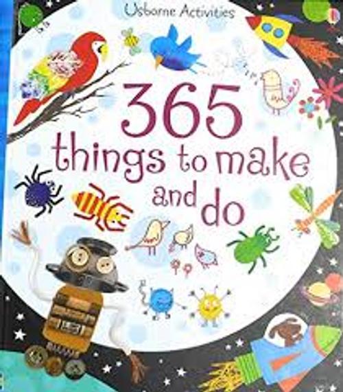 Watt, Fiona / 365 Things to Make and Do (Children's Coffee Table)